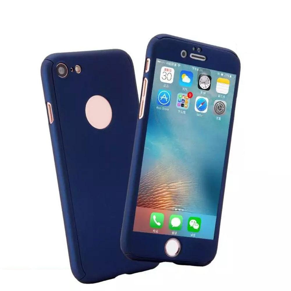 fbcc305f8947fd94fe5d5e766a20768a Louis Will 360 Degree Full Body Protection Phone Case For Iphone, 3 In 1 Ultra Thin Lightweight Slim Fit Shock Absorbing Bumper Protective Case Cover For Apple IPhone 6/6s/6 Plus/6s Plus/7/7plus