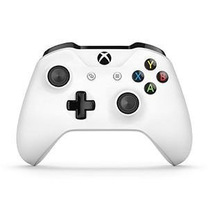 7133bc937ac2d85e176e05d1b1ebeb1e Microsoft Xbox One/One S/One X Controller   Wireless Pad   With Bluetooth & Textured Grip   2017 Latest Edition   White