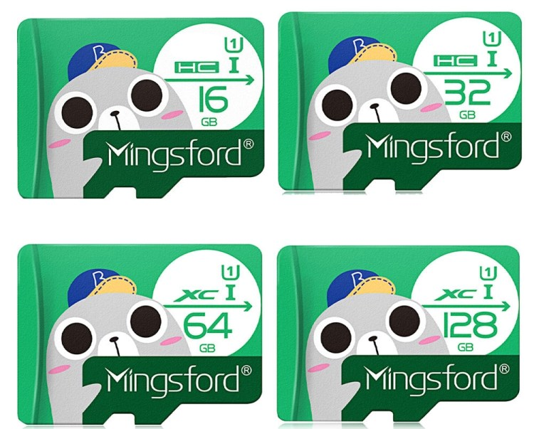 Mingsford Mingsford 16GB High Speed Micro SD / TF Card GREEN price on jumia Nigeria via specspricereview.com