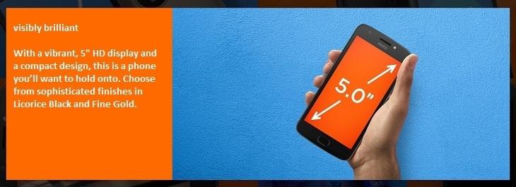27617e9620d1430b4cd62798732c7bf1 Motorola Moto E4, 5 Inch HD (2GB, 16GB ROM) Android 7.1 Nougat, 8MP + 5MP Dual SIM 4G Smartphone   Iron Grey