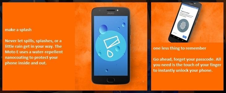 2b490d92e6ab040a3fecee264ea79a8f Motorola Moto E4, 5 Inch HD (2GB, 16GB ROM) Android 7.1 Nougat, 8MP + 5MP Dual SIM 4G Smartphone   Iron Grey