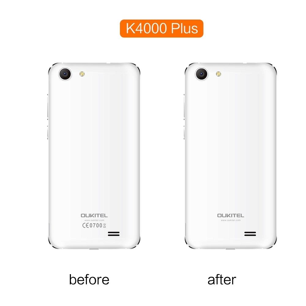 Oukitel OUKITEL K4000 Plus 4G Smartphone WHITE UK PLUG price in Nigeria