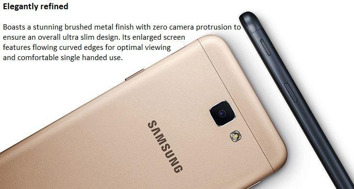 310fd26b105a67e8ea7a64456686879b Samsung Galaxy J7 Prime 5.5 Inch FHD (3GB, 32GB ROM) Android 6.0 Marshmallow, 13MP + 8MP 4G Smartphone   Gold (MW18) (FS)