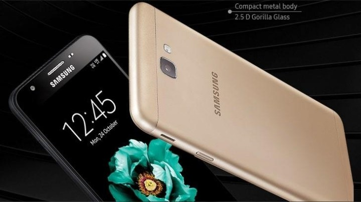 Samsung Galaxy J5 Prime (2GB, 16GB)   Black price in Nigeria