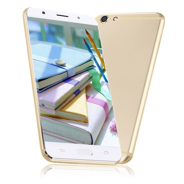 Allwin R9 5.5 Inch Screen Smartphone MTK6580 1+8G Memory For Android 5.1 System Gold price in Nigeria