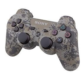 0359ddef5bcd4709e0e0acc03f21a8e1 Sony PS3 DualShock 3 Wireless Controller Pad For Official PlayStation 3   Camouflage