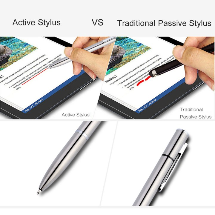 TECLAST TL T10S   Active Stylus Pen With Metal Body   Silver price in Nigeria