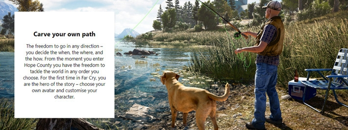 1e69df2f3d527a9c9c41623953134b13 UBISOFT Far Cry 5   PS4
