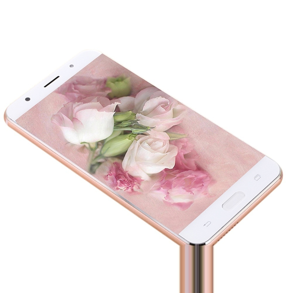 Universal R9 5.5 Inch Screen Smartphone MTK6580 1+8G Memory For Android 5.1 System Rose Gold price in nigeria