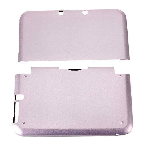 6fbeaa6ebe246a7984bf521b327dcda1 Universal New Metal Box Aluminum Hard Cover Case Shell Protector For Nintendo 3DS XL LL Pink