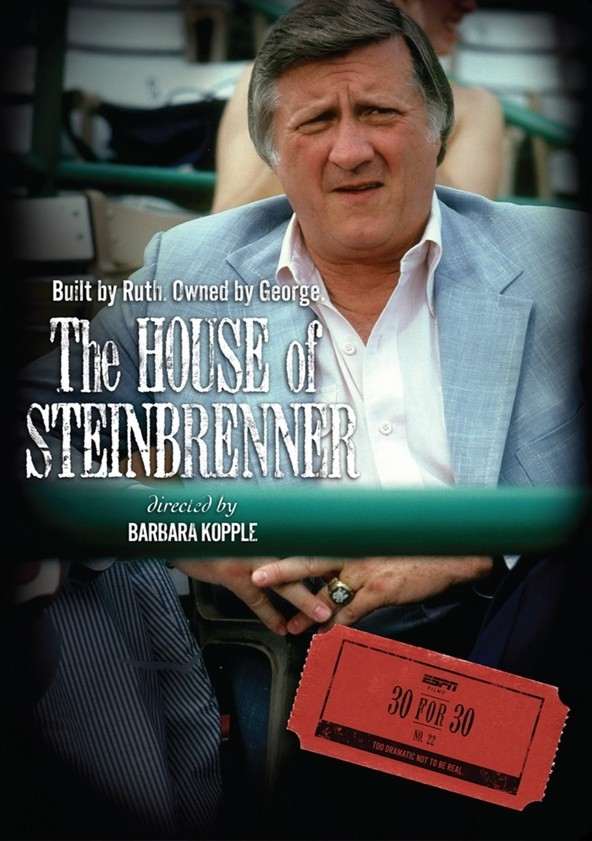 Poster do filme The House of Steinbrenner
