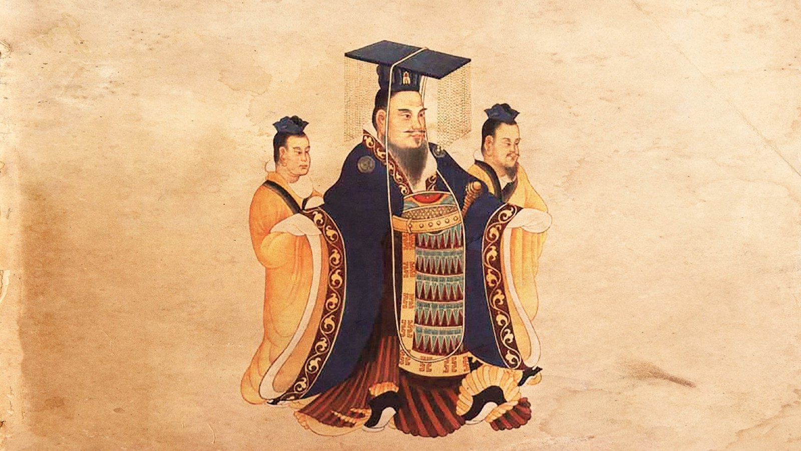 China S Early Golden Age The Han Dynasty
