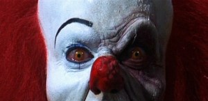 Facial symmetry & why some clowns scare us.