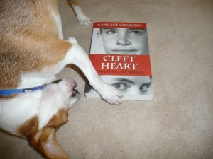 Thanks to fans of my book and blogs re cleft lip and palate.