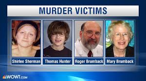 Pics of 4 Revenge serial killing MD s victims.
