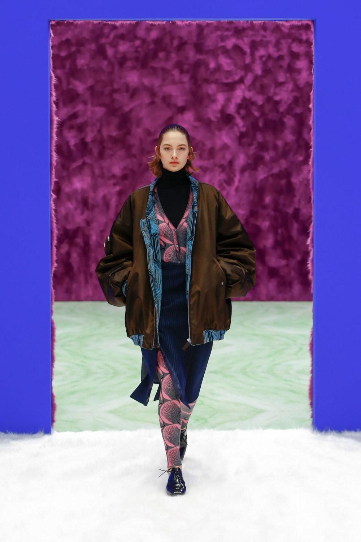 Prada: Prada Fall Winter 2021-22 Fashion Show Photo #22