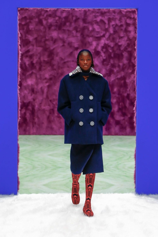 Prada: Prada Fall Winter 2021-22 Fashion Show Photo #17