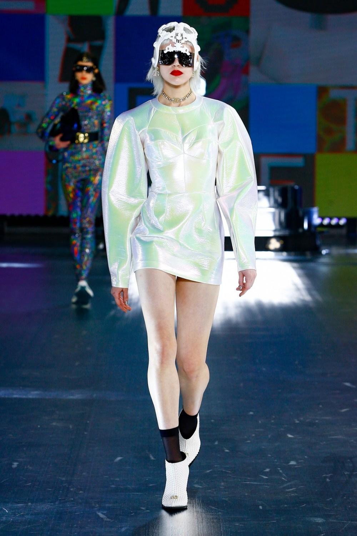 Dolce & Gabbana: Dolce & Gabbana Fall Winter 2021-22 Fashion Show Photo #34