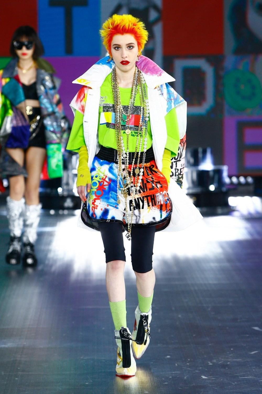 Dolce & Gabbana: Dolce & Gabbana Fall Winter 2021-22 Fashion Show Photo #16