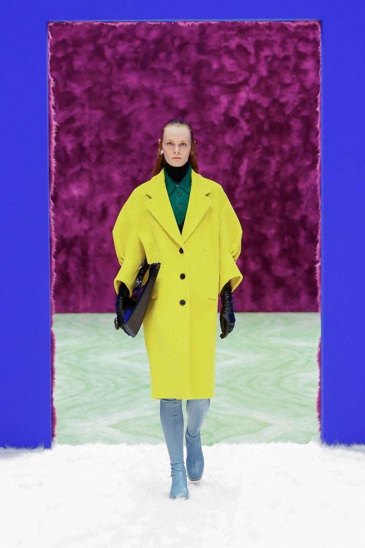 Prada: Prada Fall Winter 2021-22 Fashion Show Photo #11