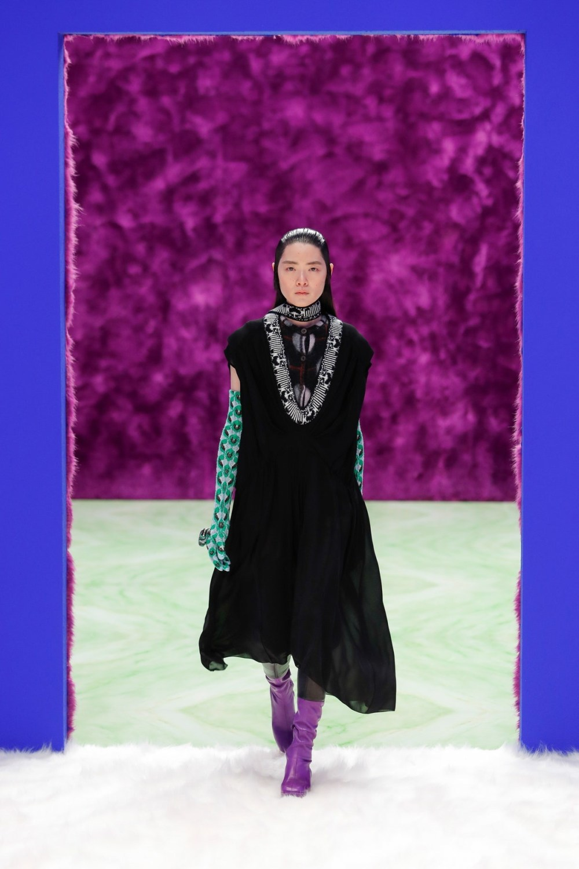 Prada: Prada Fall Winter 2021-22 Fashion Show Photo #6