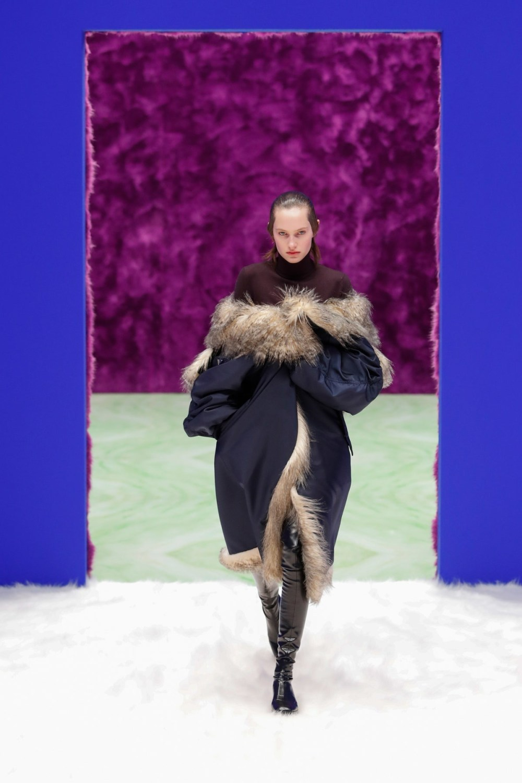 Prada: Prada Fall Winter 2021-22 Fashion Show Photo #30