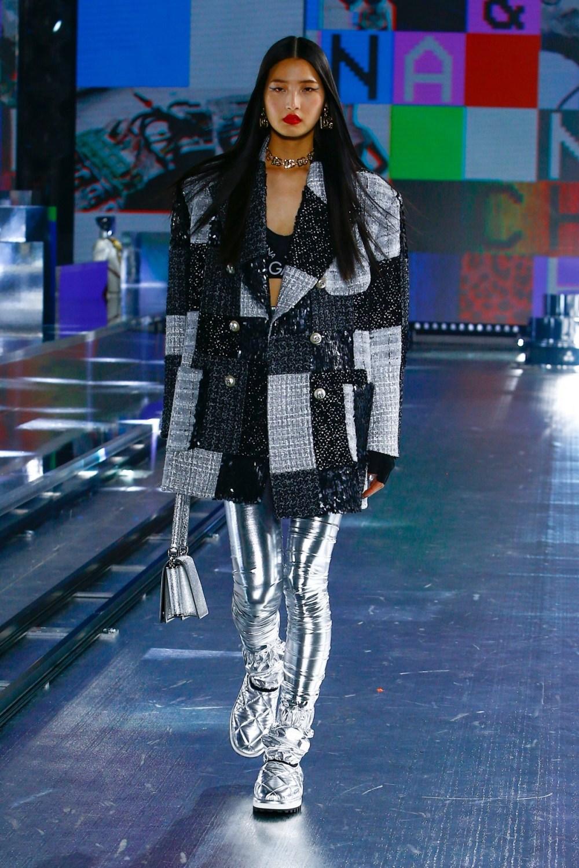 Dolce & Gabbana: Dolce & Gabbana Fall Winter 2021-22 Fashion Show Photo #40