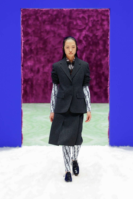 Prada: Prada Fall Winter 2021-22 Fashion Show Photo #4