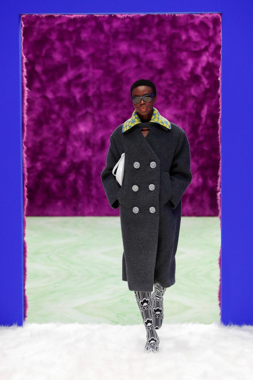 Prada: Prada Fall Winter 2021-22 Fashion Show Photo #15