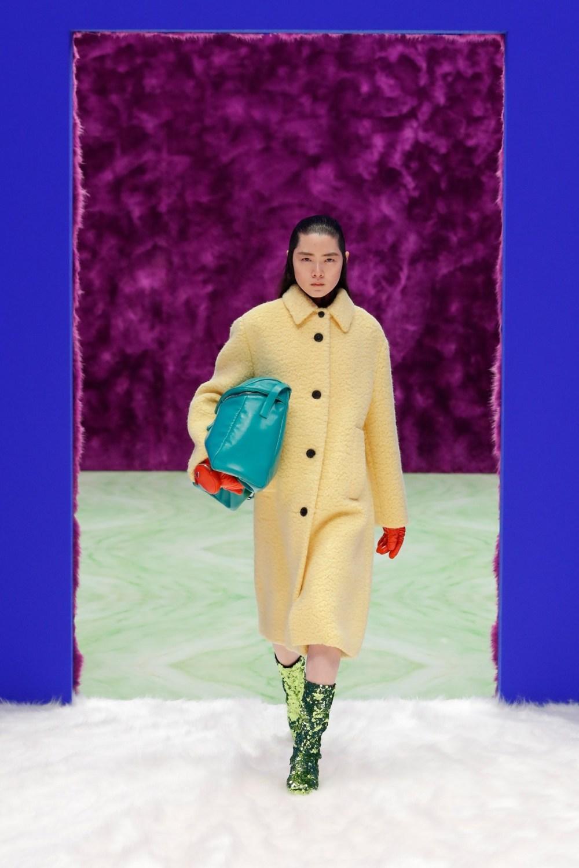 Prada: Prada Fall Winter 2021-22 Fashion Show Photo #36