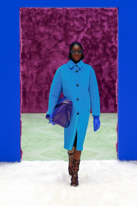 Prada: Prada Fall Winter 2021-22 Fashion Show Photo #35
