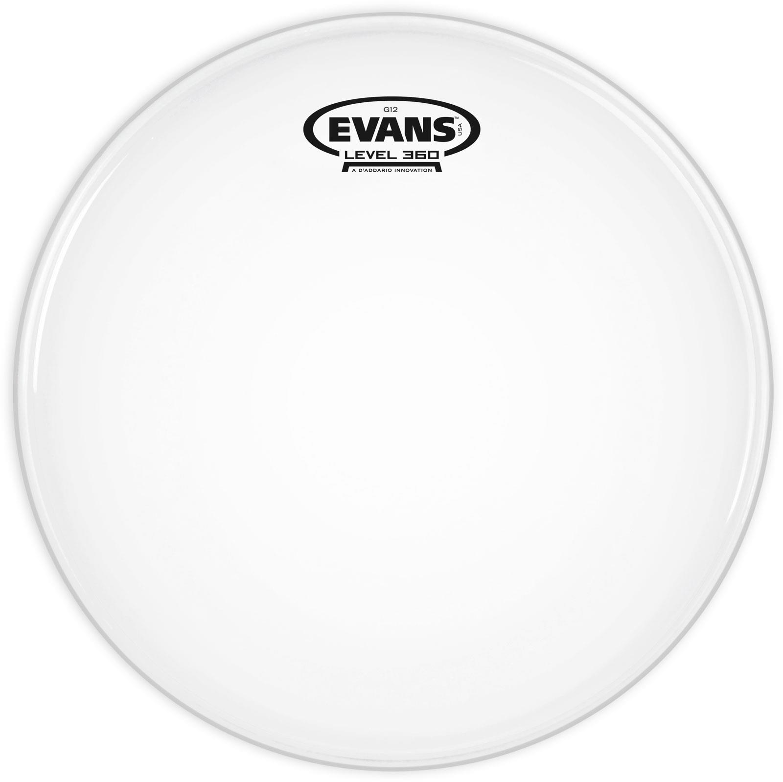 Evans B06g12 Coated 6 Inch