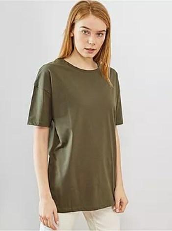 Maglietta oversize 'eco-design' - Kiabi