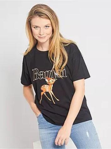 T-shirt stampata - Kiabi