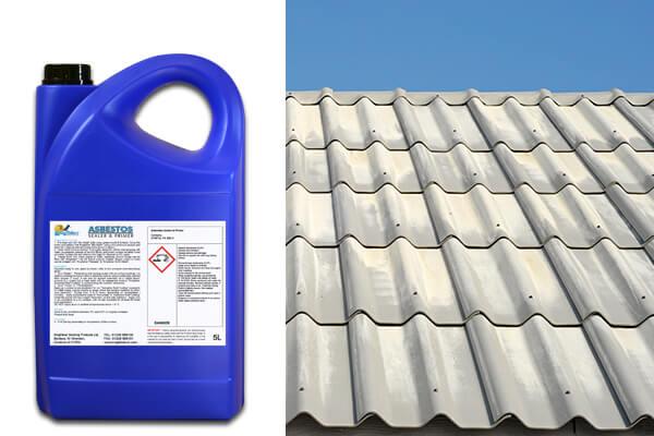 asbestos roof sealer primer