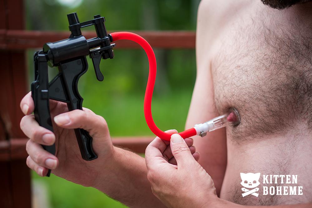 Blush Novelties Temptasia Clit and Nipple Pump
