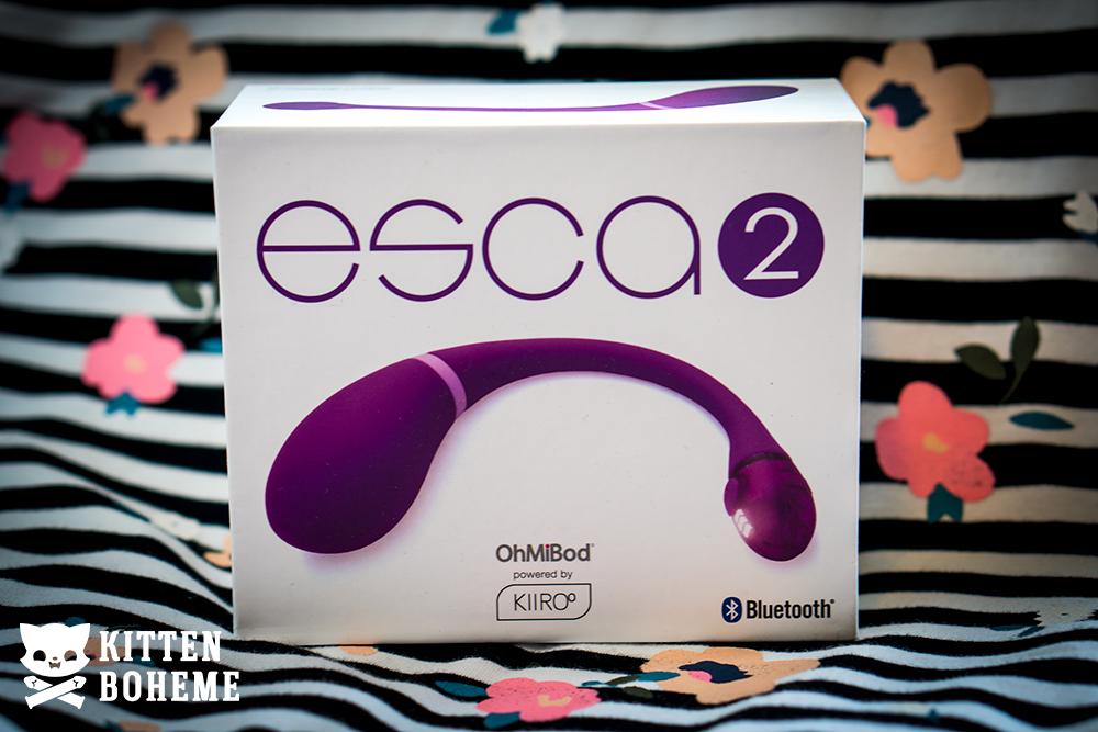 OhMiBod Esca 2 Packaging