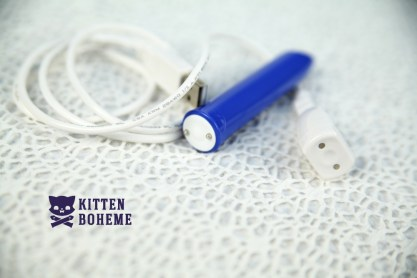 We-Vibe Tango Bullet Vibrator and Magnetic Charging Cable