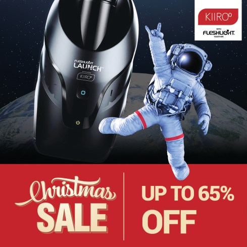 Kiiroo Christmas Sex Toy Sale