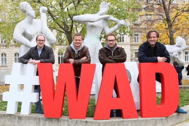 Sead Ahmetović, Thomas Pamminger, Benjamin Ruschin, Markus Wagner (Foto: K. Schiffl)