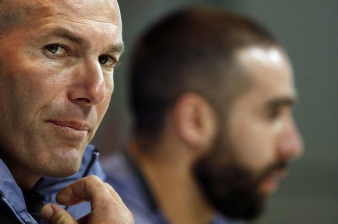Zinedine Zidane osvojio četiri trofeja na klupi Real Madrida. (Foto: EPA)