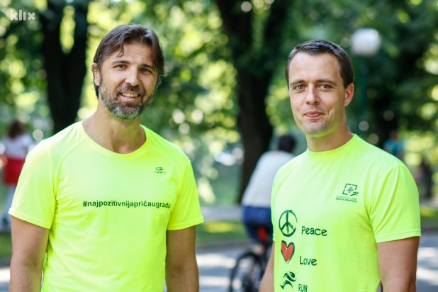 Tomislav Cvitanušić i Erol Mujanović (Foto: Arhiv/Klix.ba)