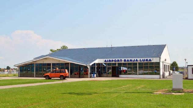 Međunarodni aerodrom Banja Luka (Foto: Al Jazeera Balkans)