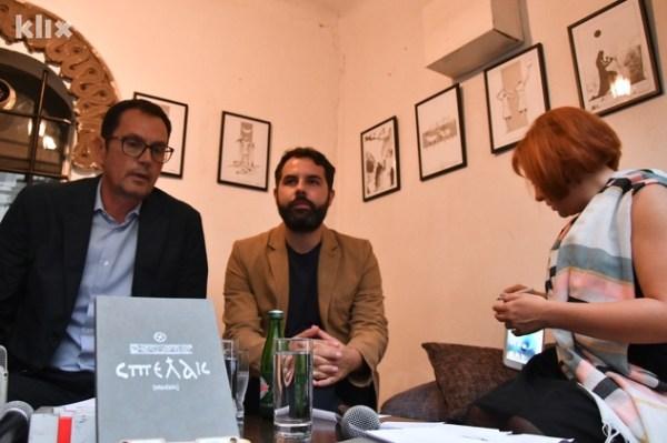 Image result for Knjiga'Stećak' autora Gorčina Dizdara predstavljena u Sarajevu