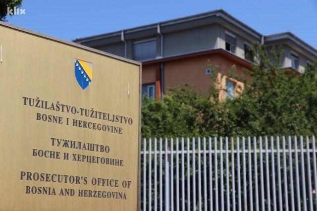 Tužilaštvo BiH (Foto: Klix.ba)