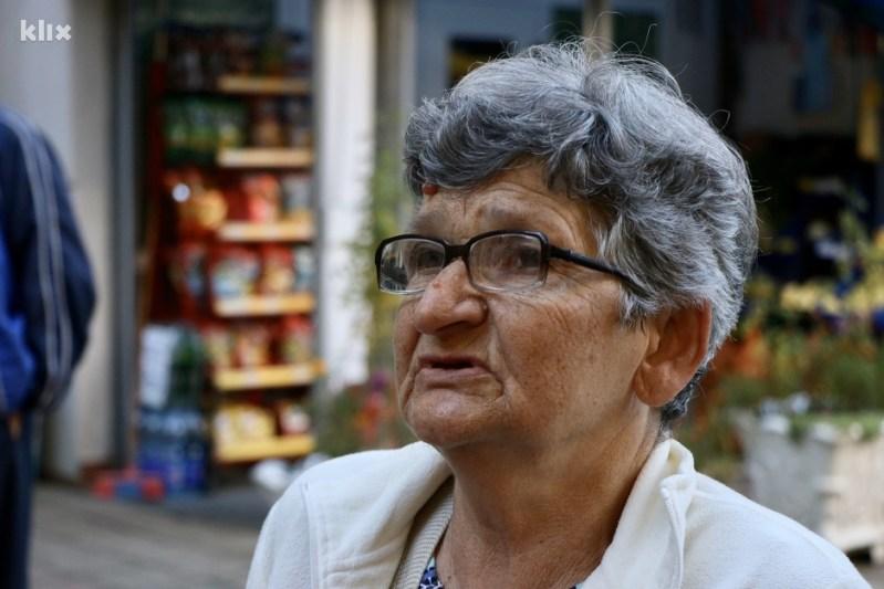 Fatima Ustavdić (Foto: A. K./Klix.ba)