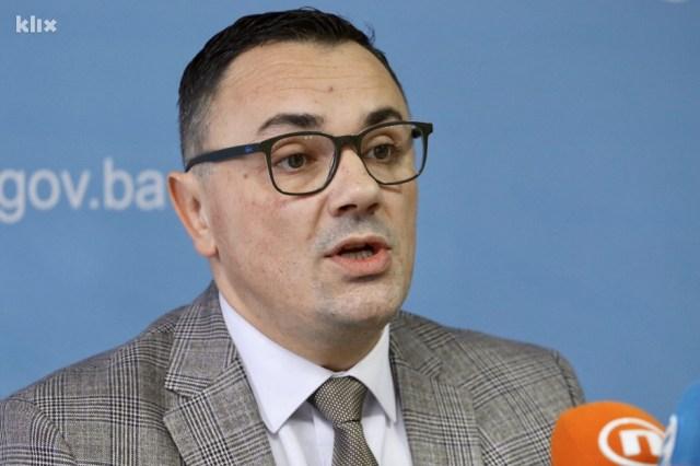 Anis Ajdinović (Foto: D.Ć./Klix.ba)