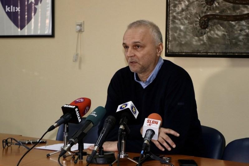 Amer Čustović (Foto: A. K./Klix.ba)