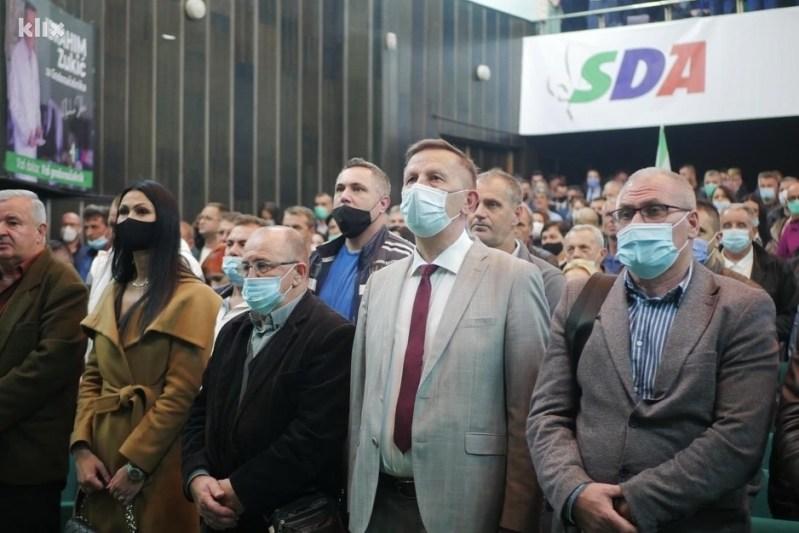 Skupu je prisustvovala i ministrica obrazovanja TK (Druga osoba lijevo)