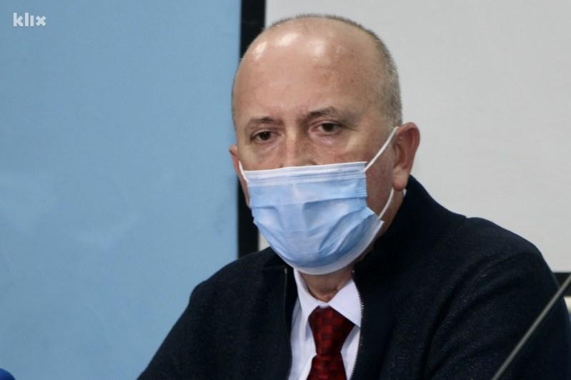 Vahid Jusufović (Foto: A. K./Klix.ba)